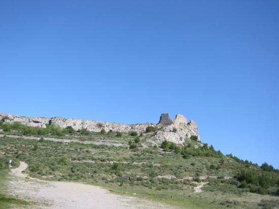 Le Château d'Opoul